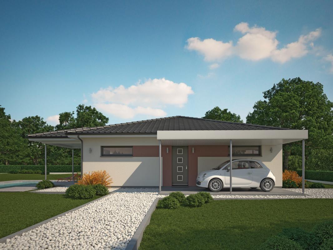 Maisons + Terrains du constructeur COULEUR VILLAS LA TESTE DE BUCH • 90 m² • GUJAN MESTRAS