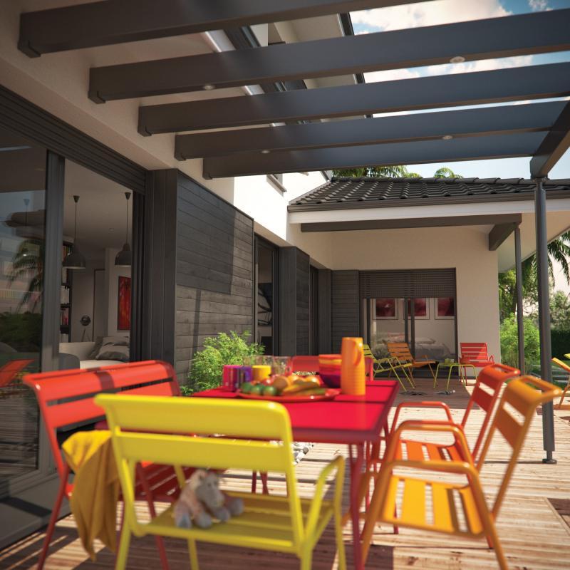 Maisons + Terrains du constructeur COULEUR VILLAS LA TESTE DE BUCH • 100 m² • GUJAN MESTRAS
