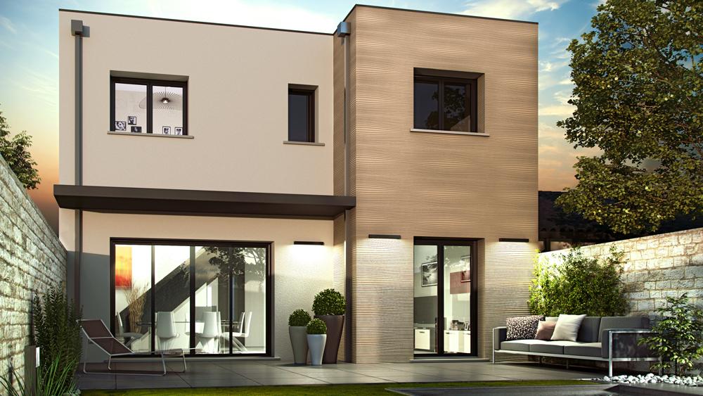 Terrains du constructeur ALPHA CONSTRUCTIONS HOMEXPO BORDEAUX PANAMA • 437 m² • PESSAC