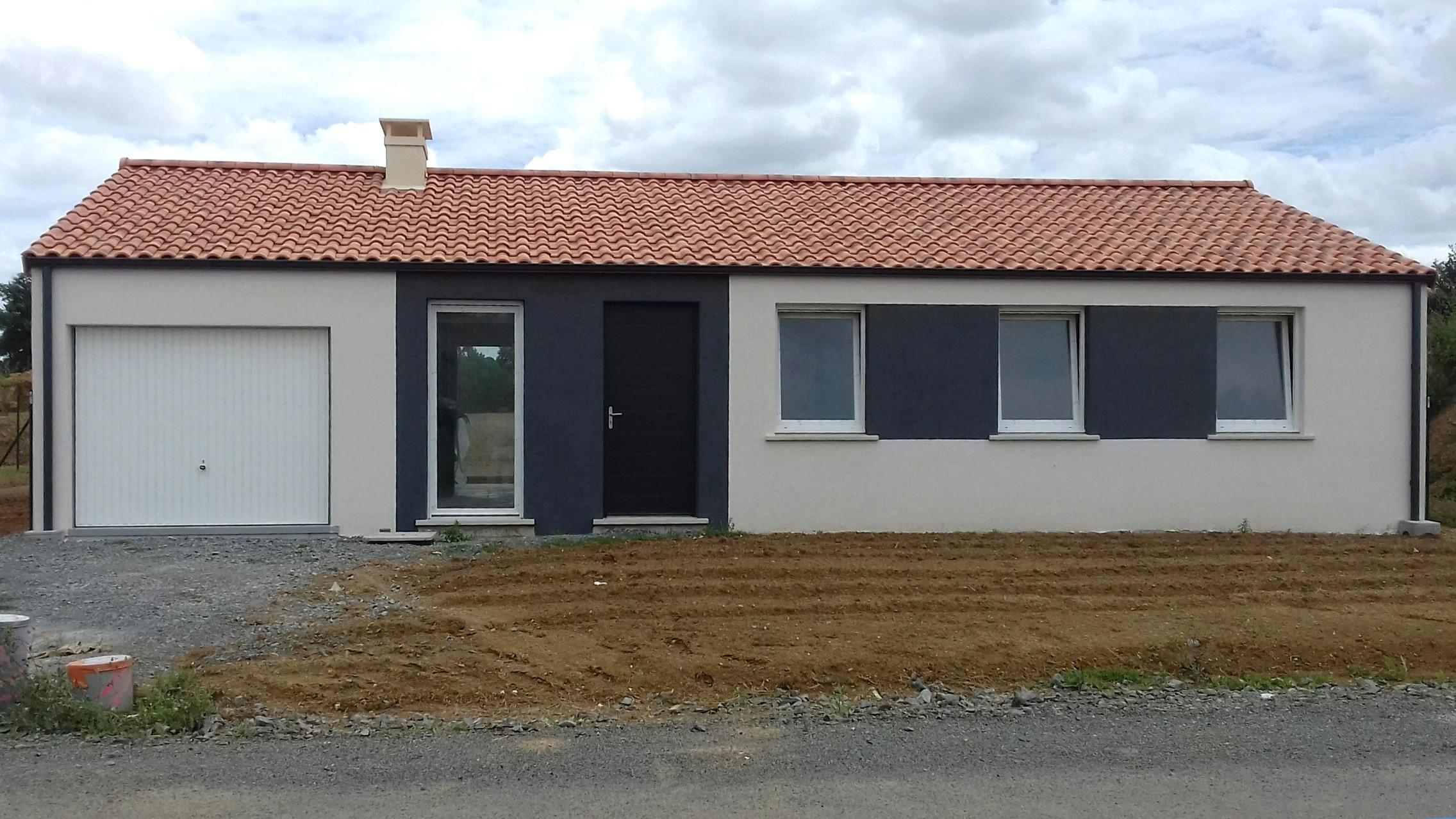 Maisons + Terrains du constructeur Maisons Phénix La-Roche-Sur-Yon • 86 m² • SAINT MAIXENT SUR VIE