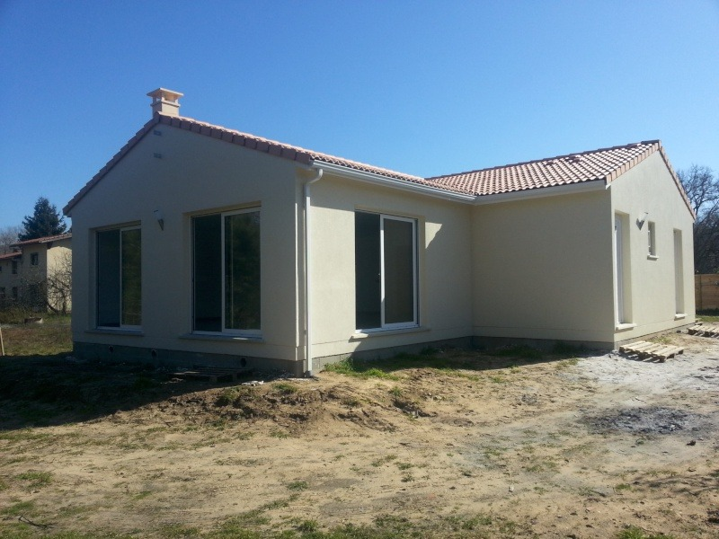 Maisons + Terrains du constructeur Maisons Phénix La-Roche-Sur-Yon • 107 m² • SAINT FULGENT