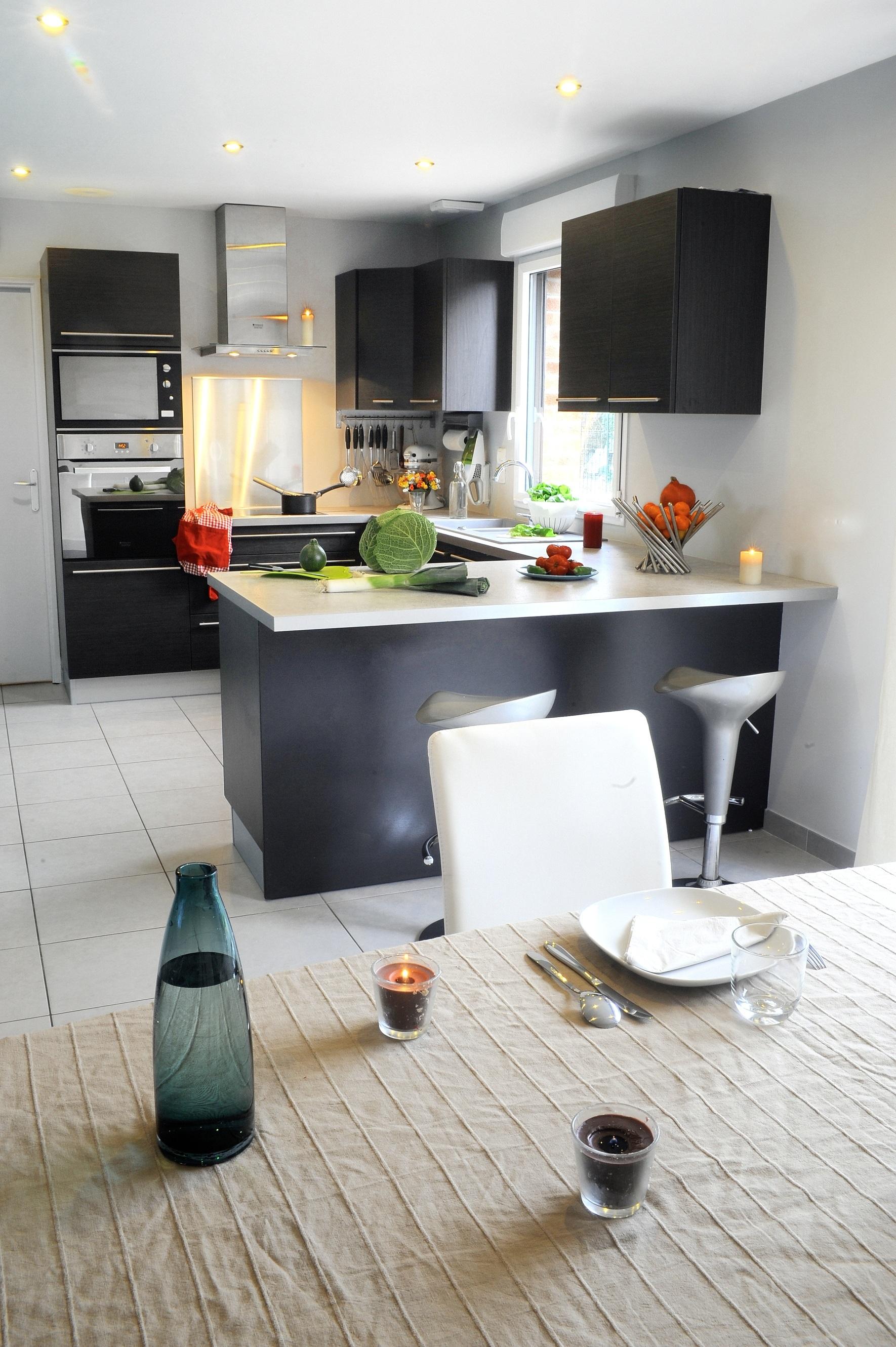 Maisons + Terrains du constructeur Maisons Phénix La-Roche-Sur-Yon • 107 m² • TALMONT SAINT HILAIRE