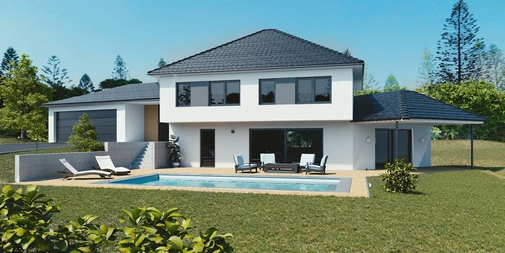 Maisons + Terrains du constructeur MAISONS CRISALIS • 170 m² • MONTBOUTON