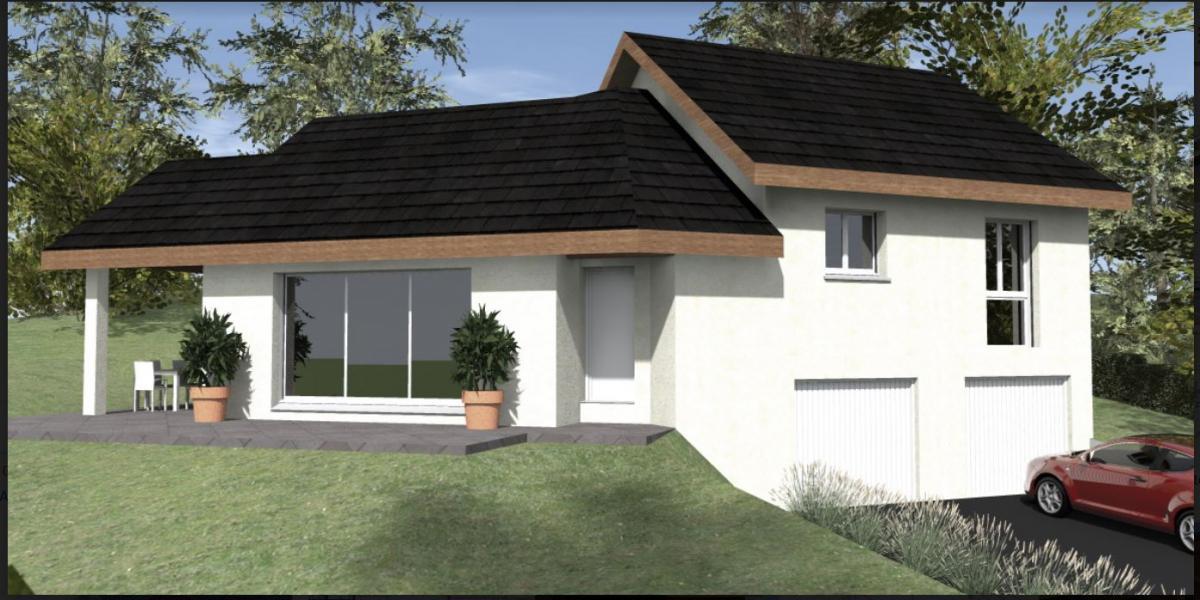 Maisons du constructeur Maisons R�proques 73 • 91 m² • CHATEAUNEUF
