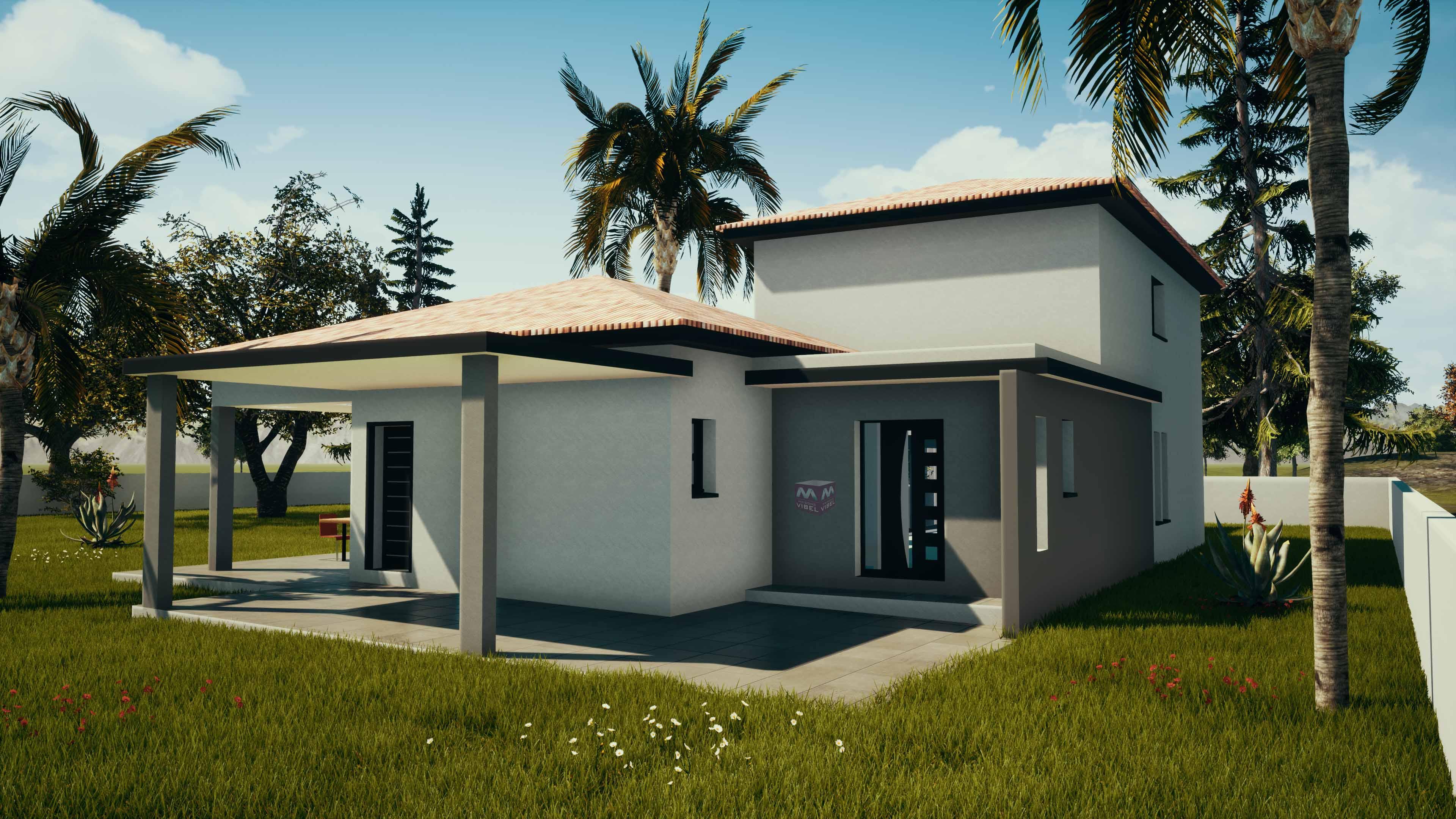 Maisons + Terrains du constructeur MAISONS VIBEL • 100 m² • PERPIGNAN