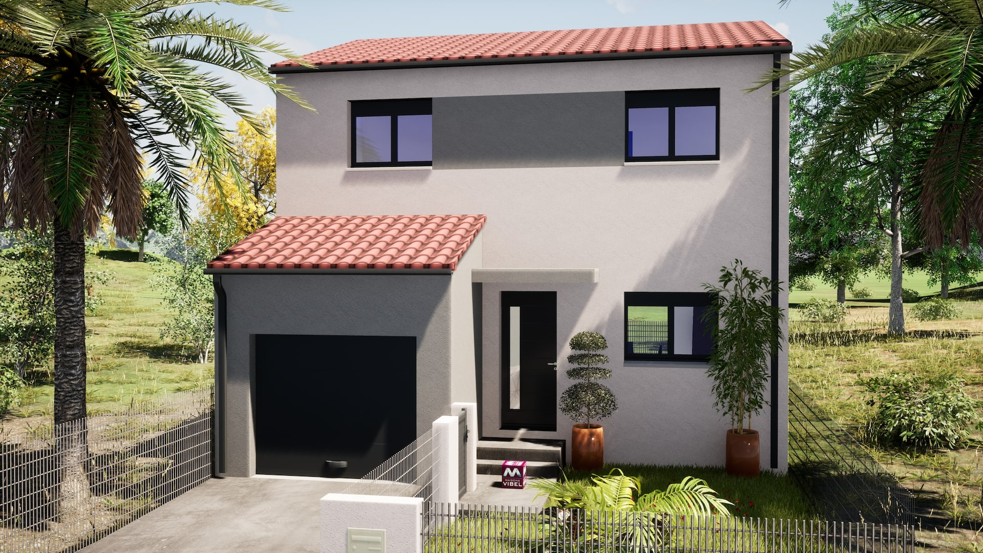 Maisons + Terrains du constructeur MAISONS VIBEL • 92 m² • THUIR