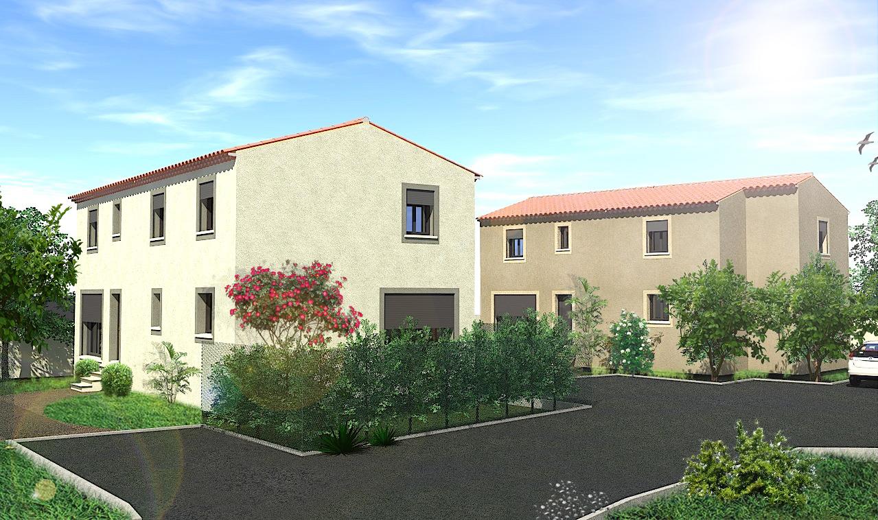 Maisons du constructeur DEMEURES LITTORALES DU SOLEIL • 58 m² • SORGUES