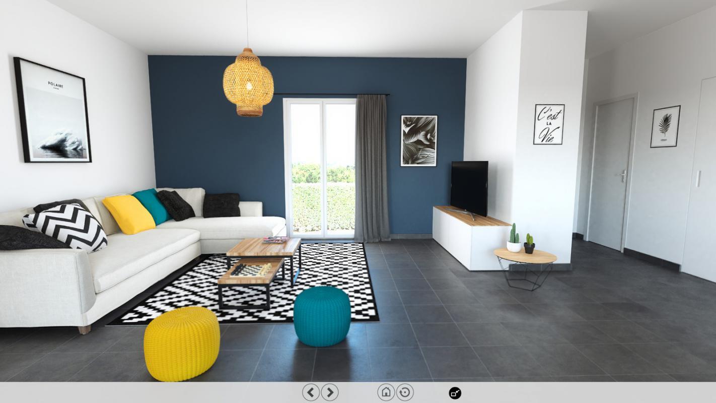 Maisons + Terrains du constructeur ALPHA CONSTRUCTIONS BAZAS • 90 m² • BAZAS