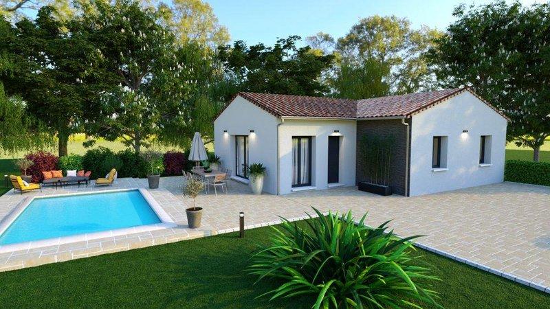 Maisons du constructeur LES MAISONS AURA - AGENCE DE BERGERAC • 85 m² • SARLAT LA CANEDA