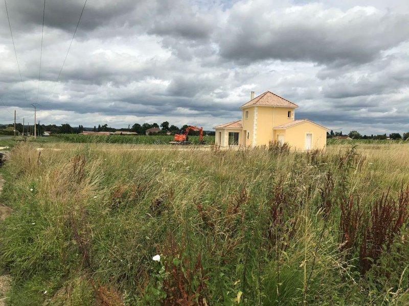 Terrains du constructeur LES MAISONS AURA - AGENCE DE BERGERAC • 1280 m² • SAINT LAURENT DES VIGNES