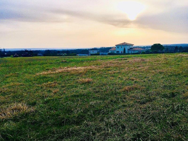 Terrains du constructeur LES MAISONS AURA - AGENCE DE BERGERAC • 1050 m² • LA CHAPELLE GONAGUET