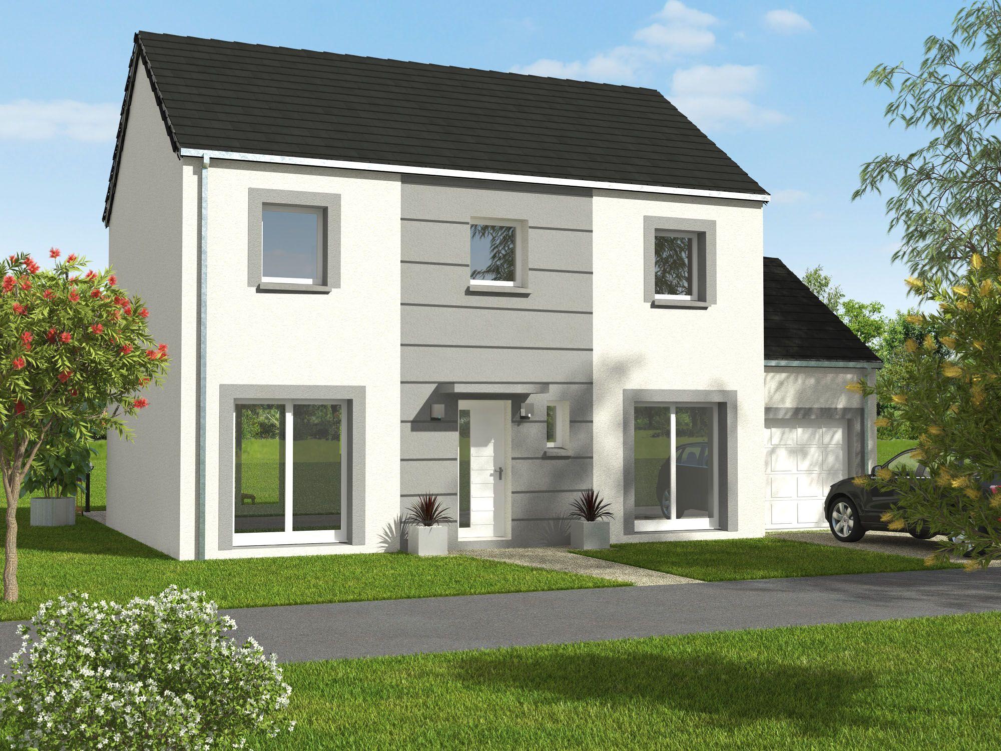 Maisons + Terrains du constructeur Les Maisons Lelievre • 116 m² • LA FERTE BERNARD