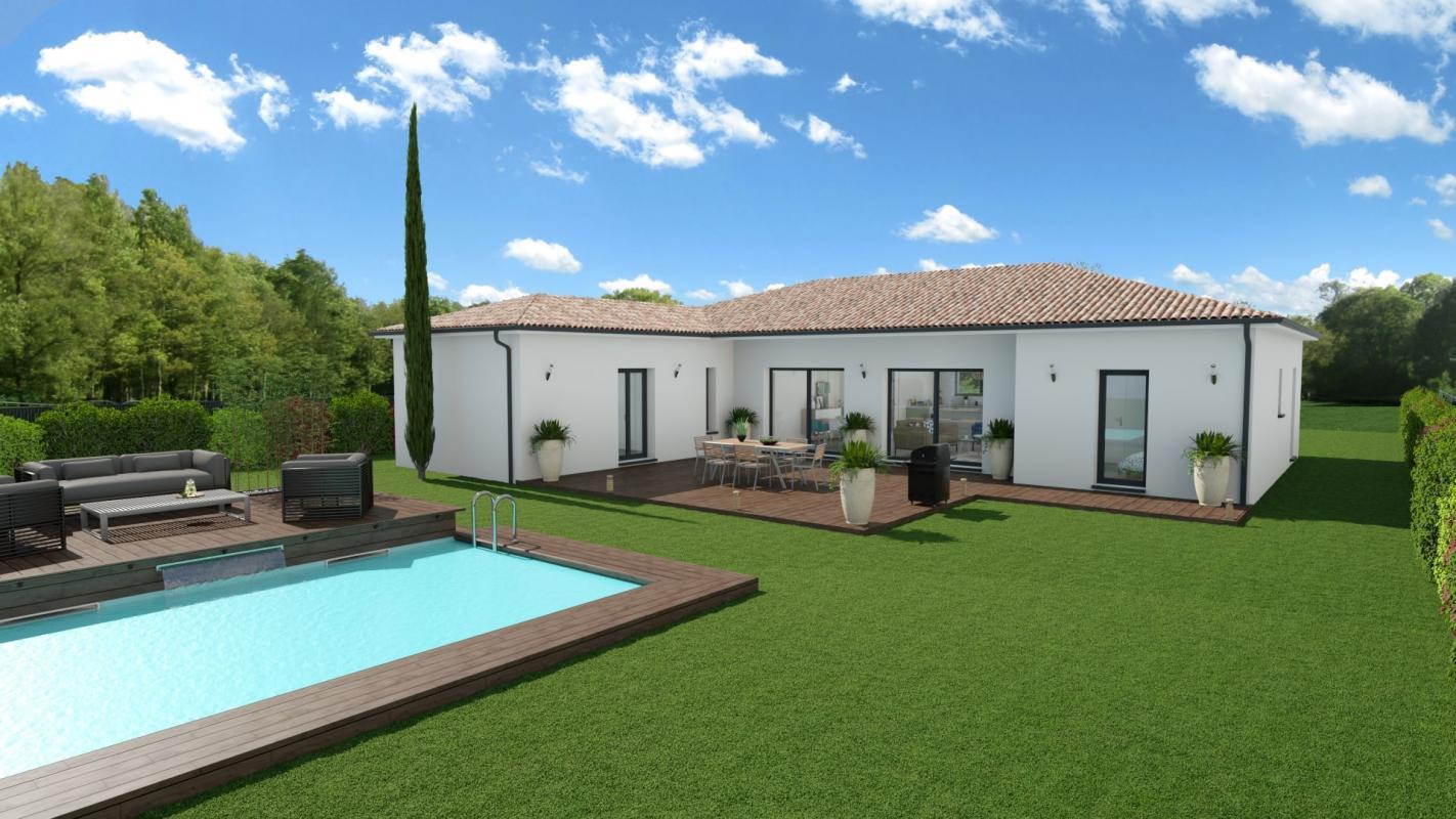 Maisons + Terrains du constructeur MAISONS OLMIERE • 125 m² • ALBI