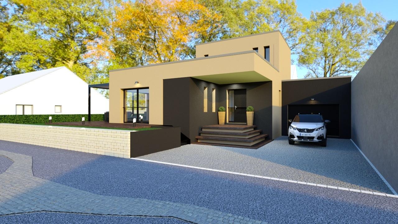 Maisons + Terrains du constructeur LOGIVELAY • 98 m² • BRIVES CHARENSAC