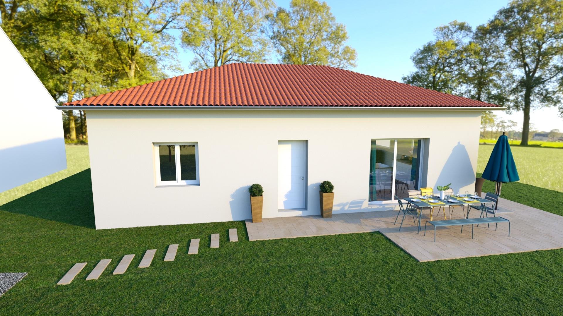 Terrains du constructeur LOGIVELAY • 1000 m² • MALREVERS