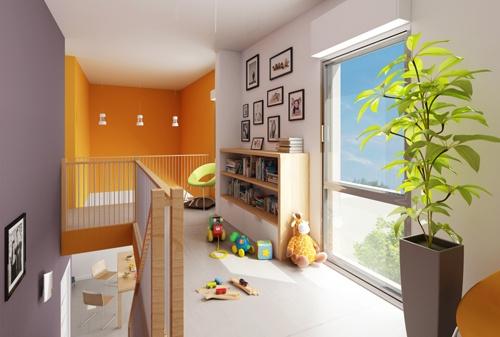 Maisons + Terrains du constructeur Maison Familiale Drumettaz Clarafond • 85 m² • ALBERTVILLE