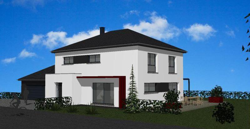 Maisons + Terrains du constructeur MAISONS ARLOGIS • 113 m² • BILLOM