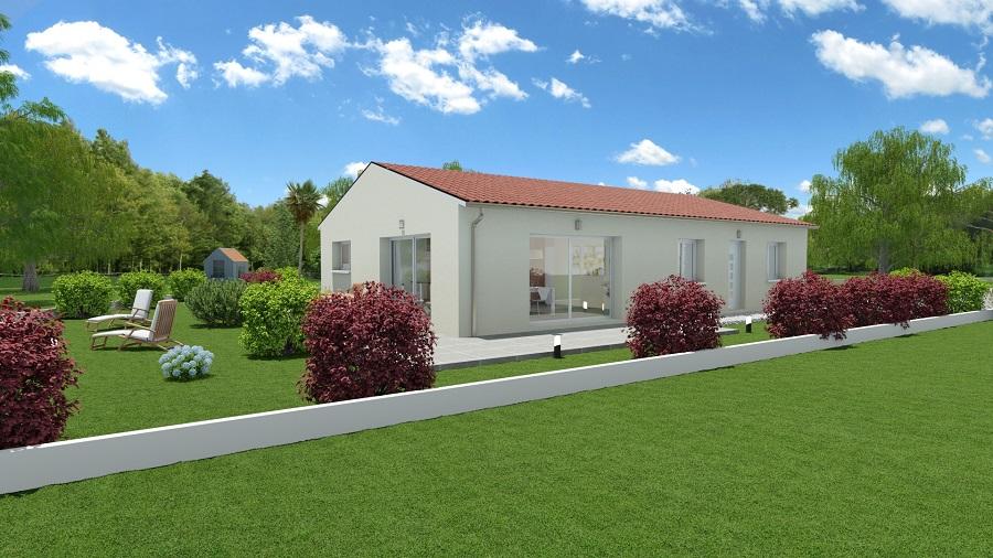 Maisons + Terrains du constructeur MAISONS ARLOGIS • 95 m² • BILLOM