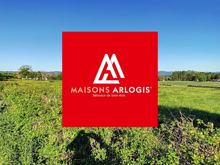Terrains du constructeur MAISONS ARLOGIS • 410 m² • CORENT
