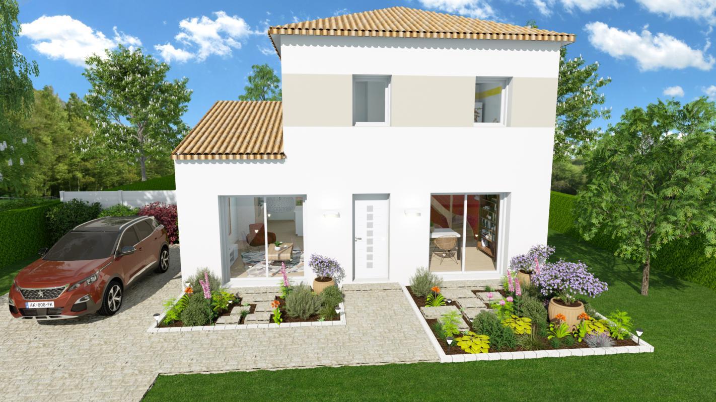 Maisons + Terrains du constructeur HOME READY • 97 m² • HAILLICOURT
