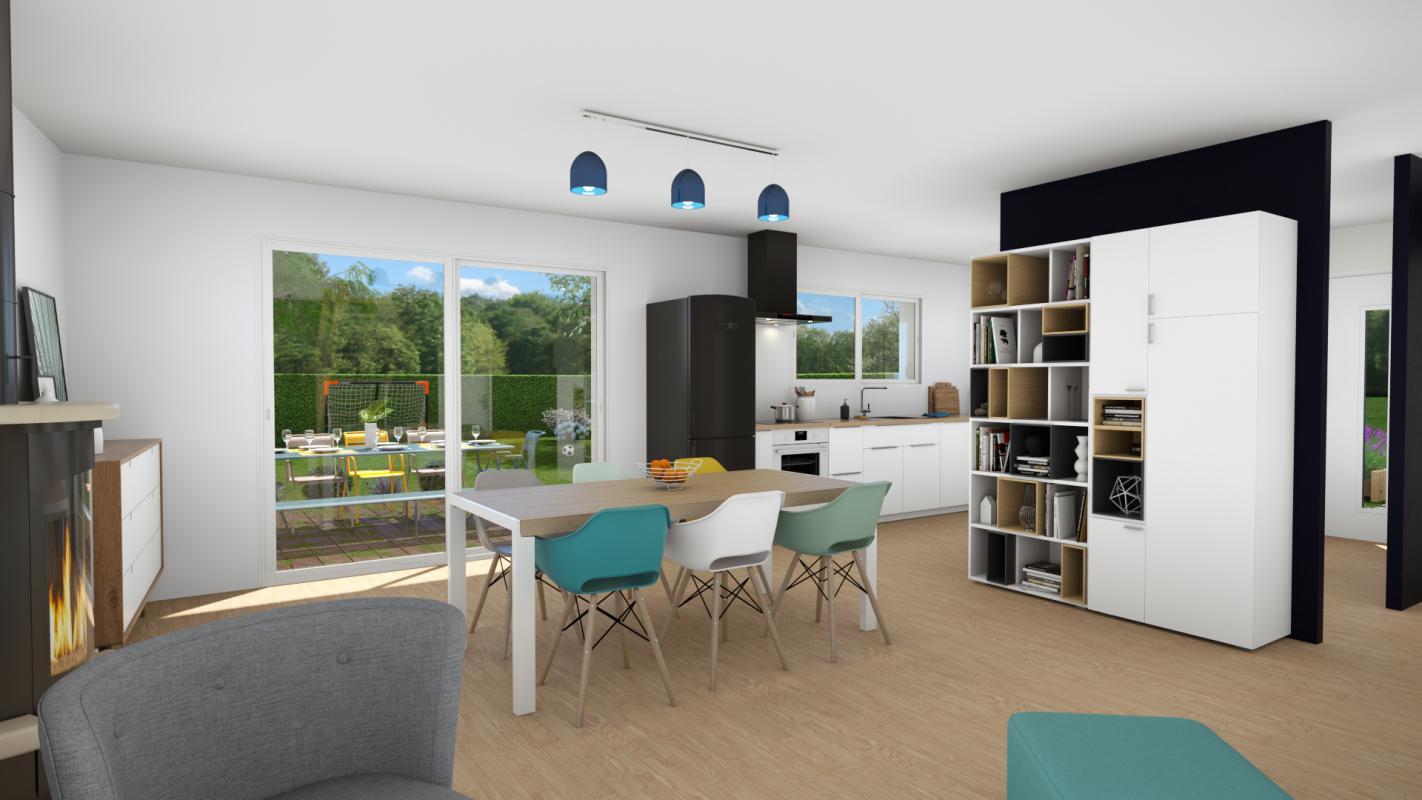 Maisons + Terrains du constructeur HOME READY • 97 m² • DOUVRIN
