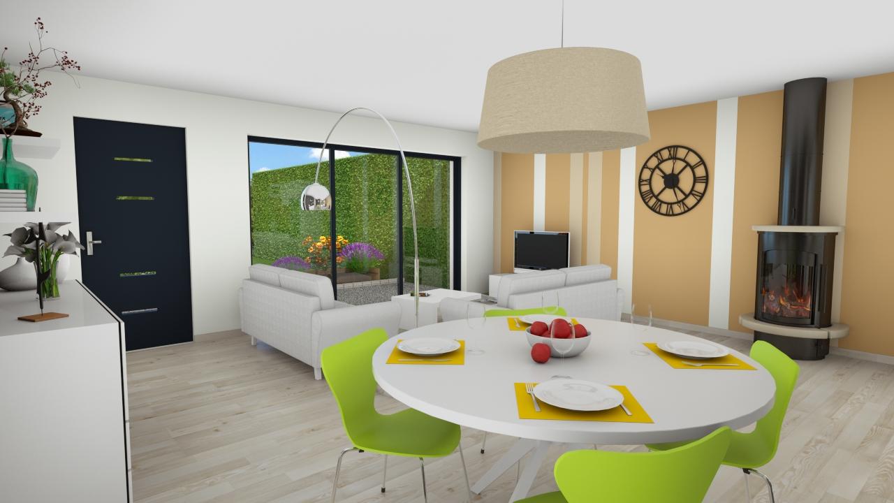 Maisons + Terrains du constructeur HOME READY • 86 m² • CAMBRIN