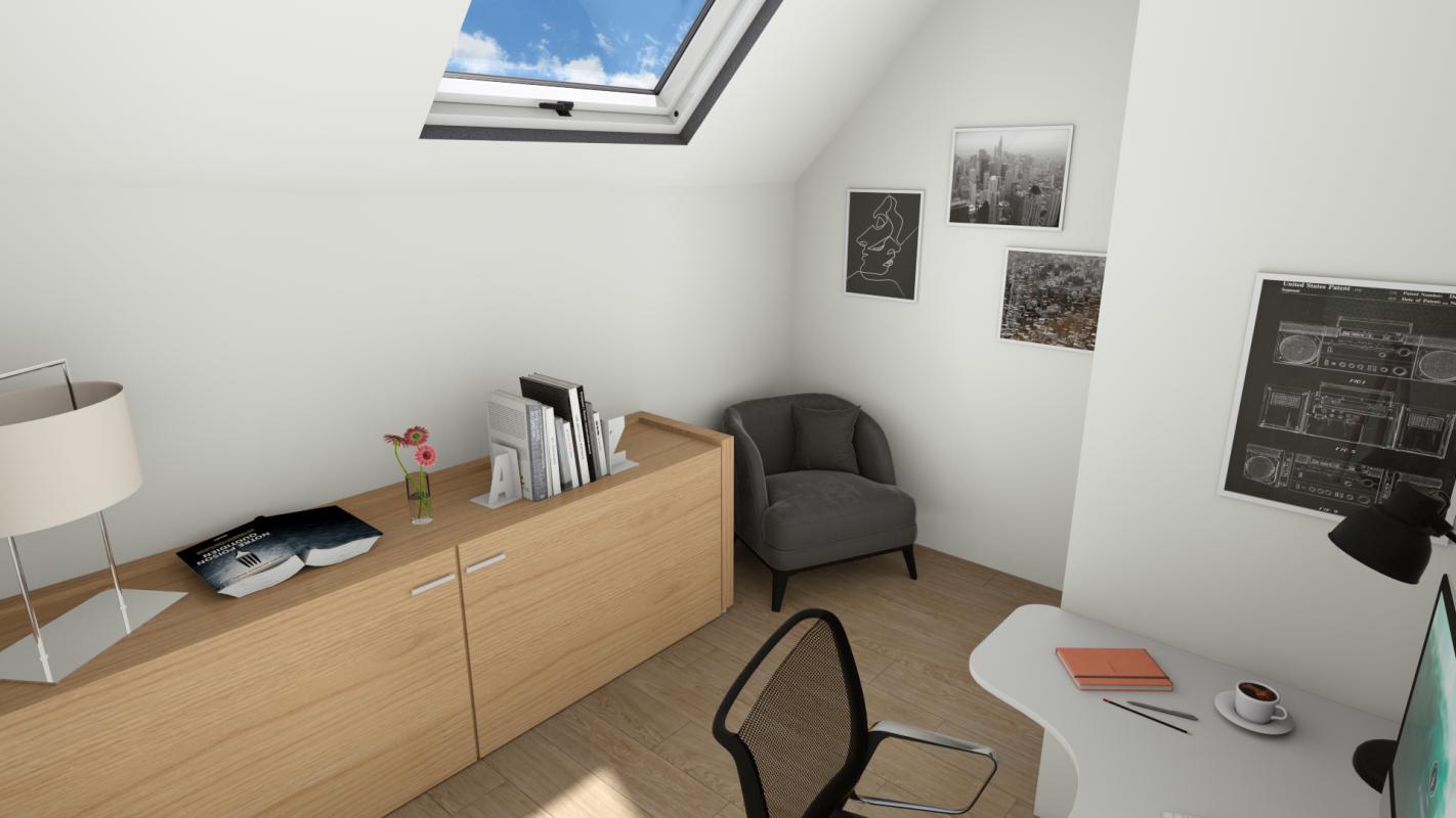 Maisons + Terrains du constructeur HOME READY • 97 m² • SAINS EN GOHELLE