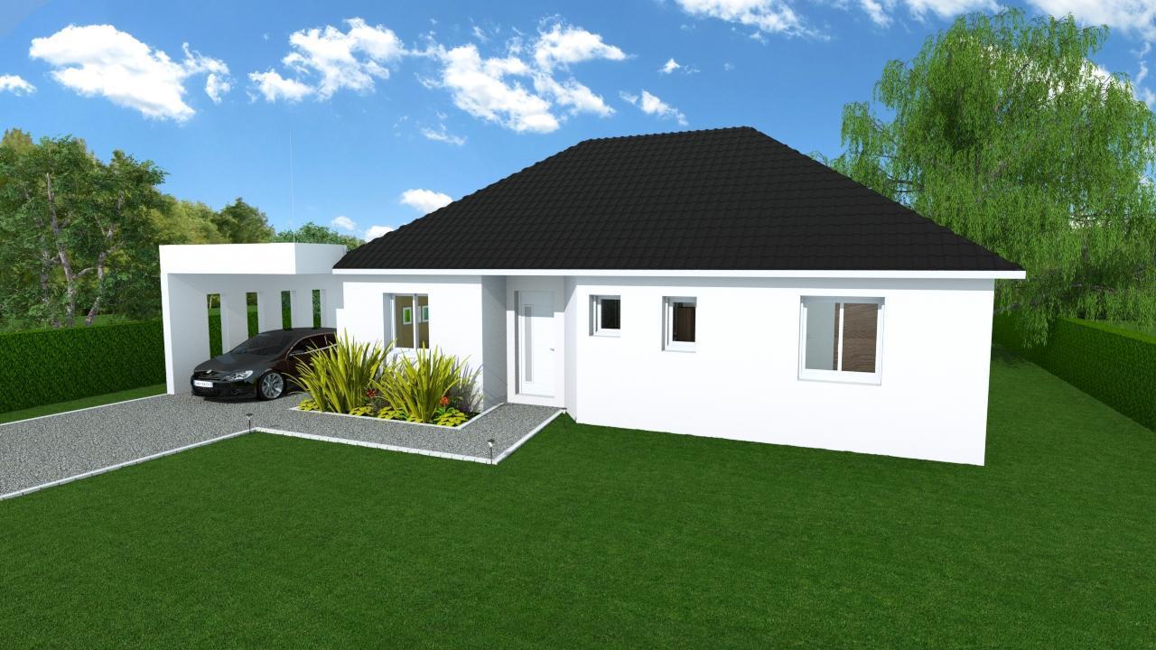 Maisons + Terrains du constructeur HOME READY • 81 m² • DOUVRIN