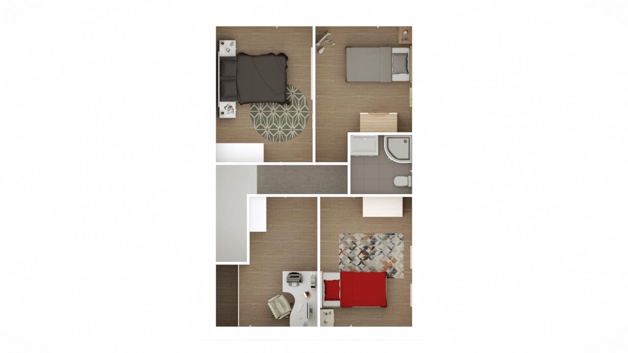 Maisons + Terrains du constructeur HOME READY • 77 m² • EVIN MALMAISON