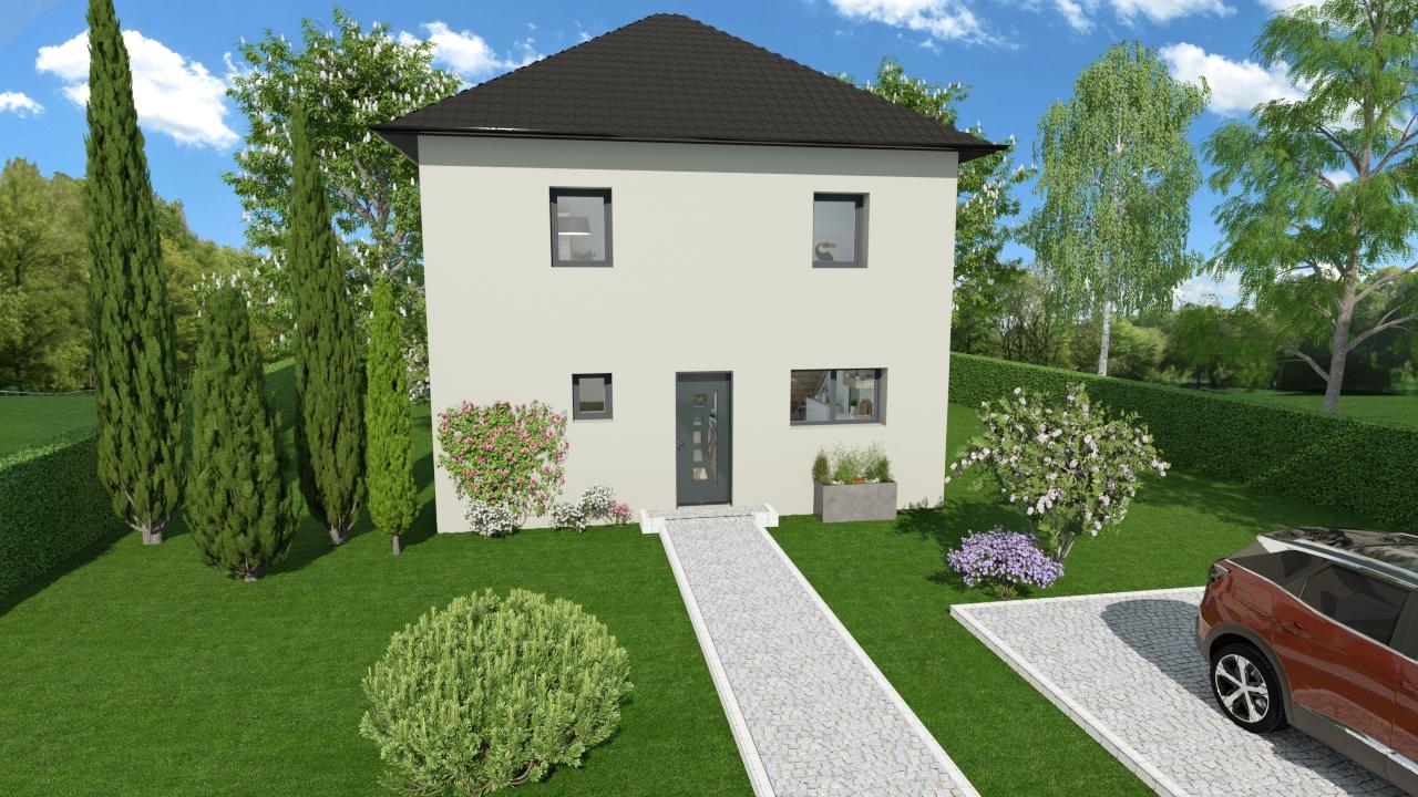 Maisons + Terrains du constructeur HOME READY • 99 m² • SAINS EN GOHELLE