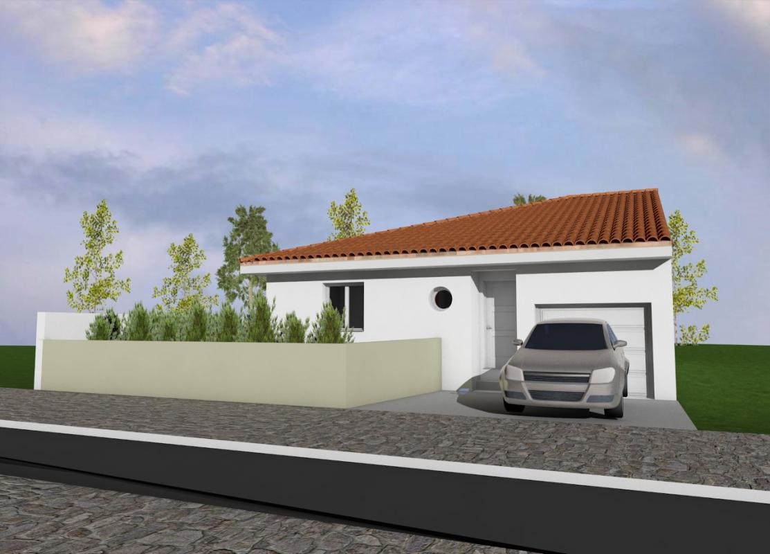 Maisons + Terrains du constructeur A M CONSTRUCTIONS • 110 m² • THUIR