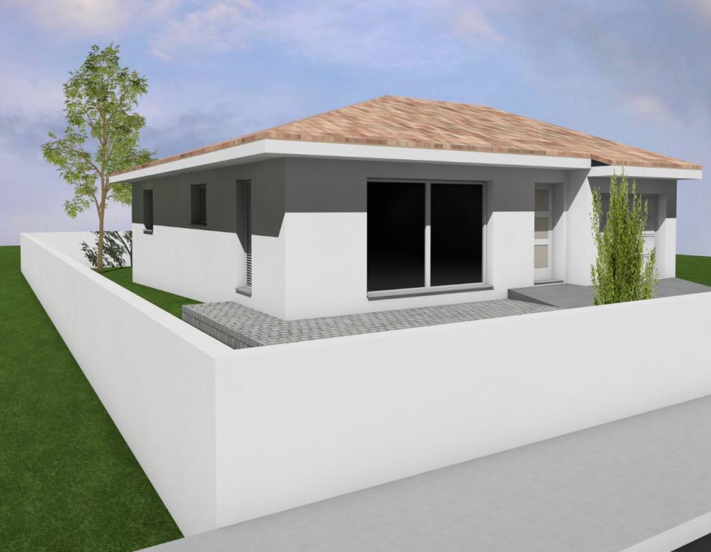 Maisons + Terrains du constructeur A M CONSTRUCTIONS • 95 m² • TAUTAVEL