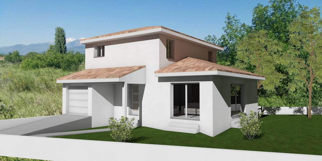 Maisons + Terrains du constructeur A M CONSTRUCTIONS • 90 m² • THUIR
