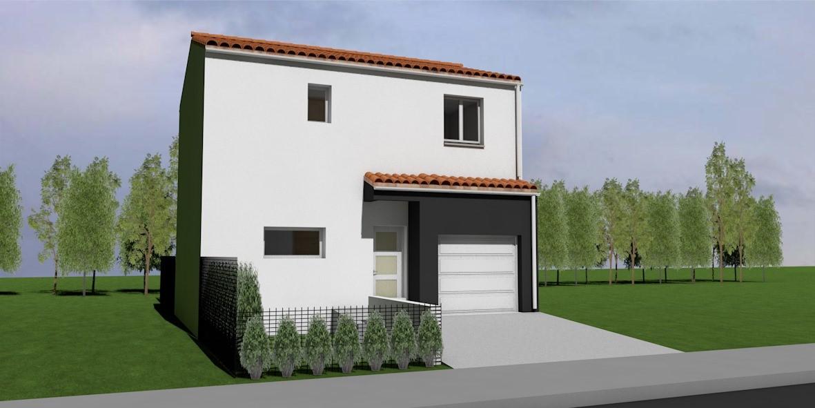 Maisons + Terrains du constructeur A M CONSTRUCTIONS • 80 m² • MARQUIXANES