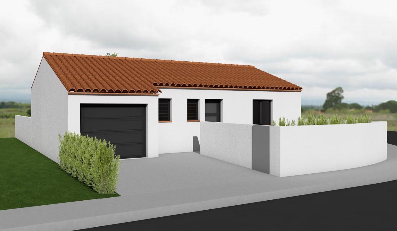 Maisons + Terrains du constructeur A M CONSTRUCTIONS • 65 m² • SOREDE