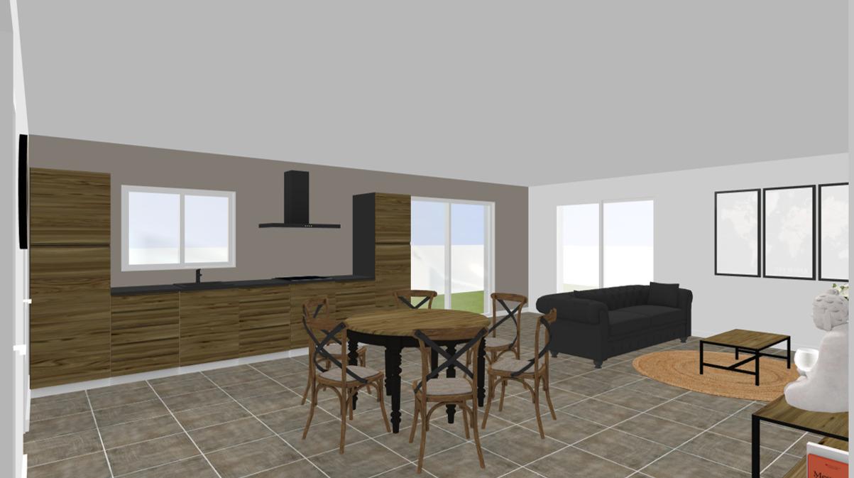 Maisons + Terrains du constructeur A M CONSTRUCTIONS • 80 m² • PIA
