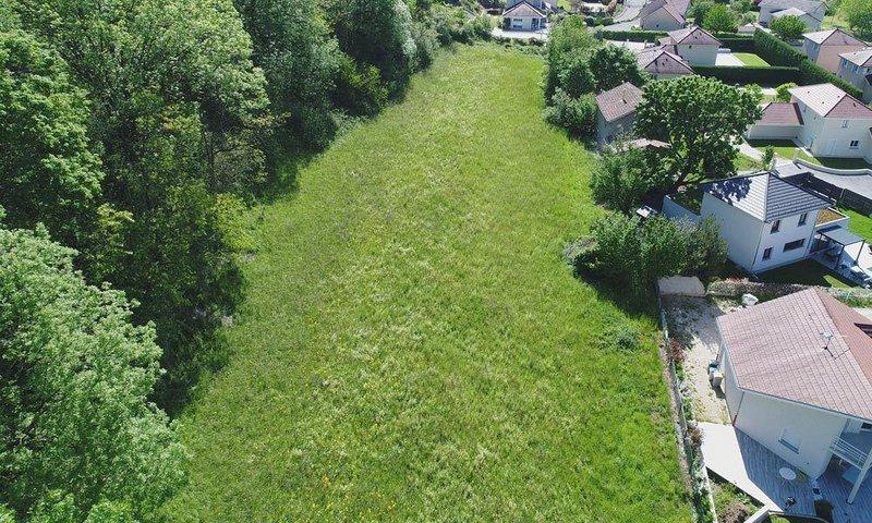 Terrains du constructeur KP PROMOTION • 500 m² • LA BUISSE