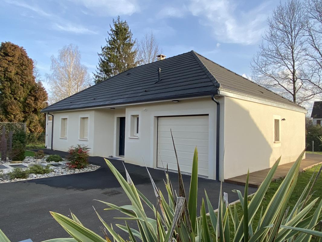 Maisons + Terrains du constructeur MAISONS ALIENOR - AGENCE DE BRIVE • 90 m² • SAINT PANTALEON DE LARCHE