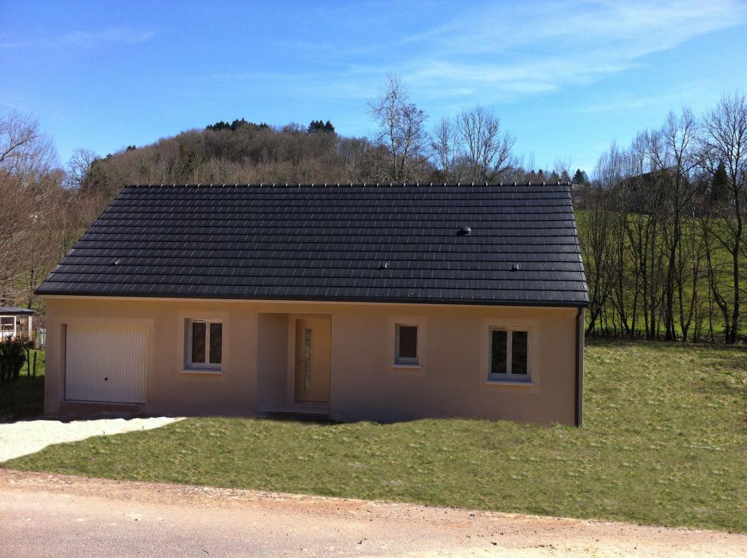 Maisons + Terrains du constructeur MAISONS ALIENOR - AGENCE DE BRIVE • 70 m² • VARETZ