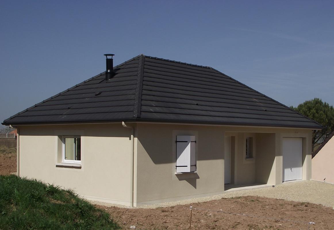 Maisons + Terrains du constructeur MAISONS ALIENOR - AGENCE DE BRIVE • 85 m² • LARCHE