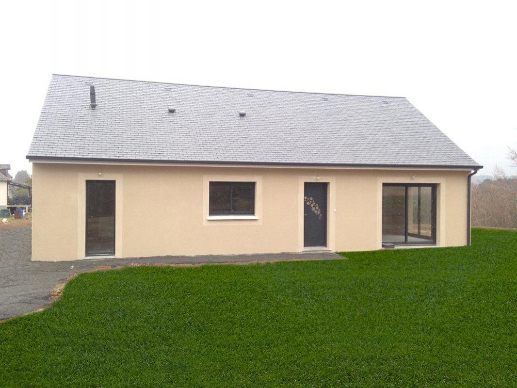 Maisons + Terrains du constructeur MAISONS ALIENOR - AGENCE DE BRIVE • 80 m² • BRIVE LA GAILLARDE