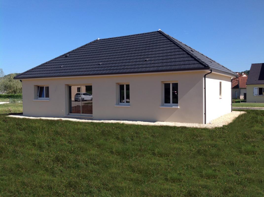 Maisons + Terrains du constructeur MAISONS ALIENOR - AGENCE DE BRIVE • 80 m² • MALEMORT SUR CORREZE