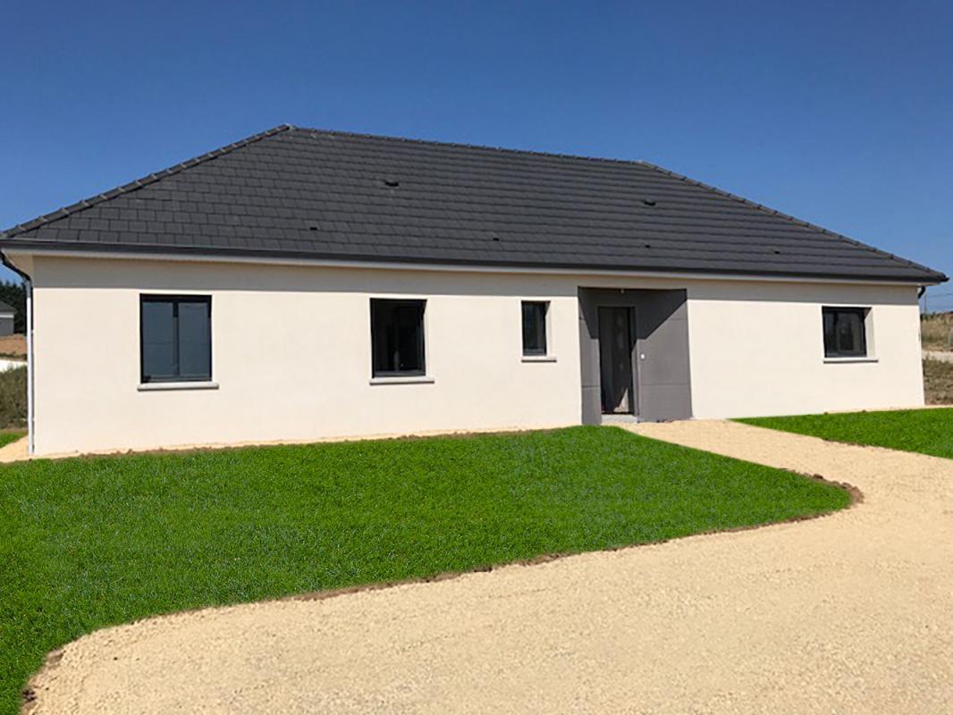 Maisons + Terrains du constructeur MAISONS ALIENOR - AGENCE DE BRIVE • 80 m² • SAINT PANTALEON DE LARCHE