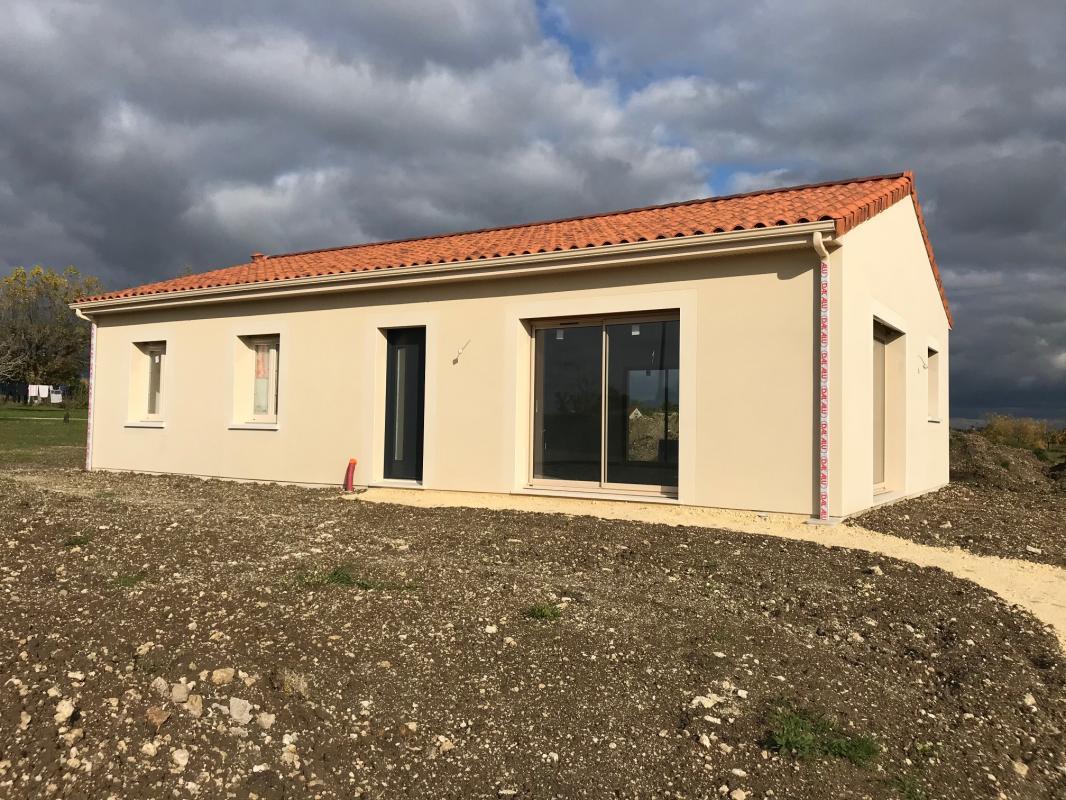 Maisons + Terrains du constructeur MAISONS ALIENOR - AGENCE DE BERGERAC • 90 m² • LEMBRAS