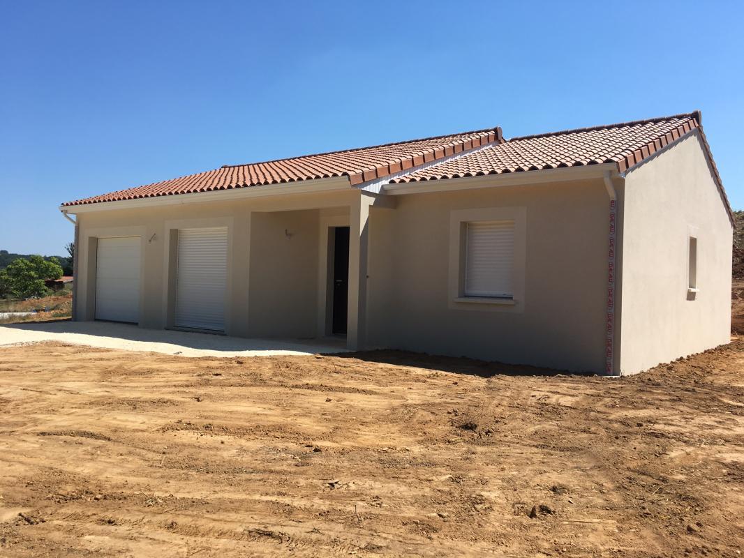 Maisons + Terrains du constructeur MAISONS ALIENOR - AGENCE DE BERGERAC • 90 m² • EYMET