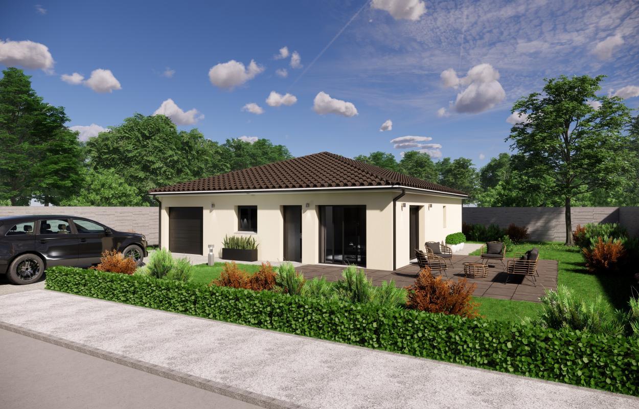Maisons + Terrains du constructeur MAISONS ALIENOR - AGENCE DE BERGERAC • BERGERAC