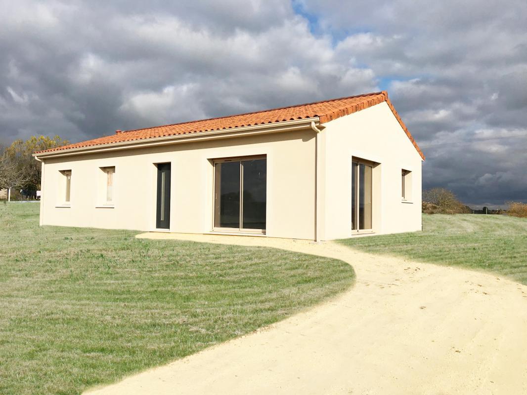 Maisons + Terrains du constructeur MAISONS ALIENOR - AGENCE DE BERGERAC • 95 m² • BOURGNAC