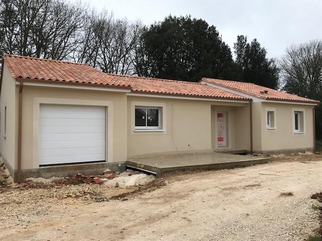 Maisons + Terrains du constructeur MAISONS ALIENOR - AGENCE DE BERGERAC • 100 m² • LE FLEIX