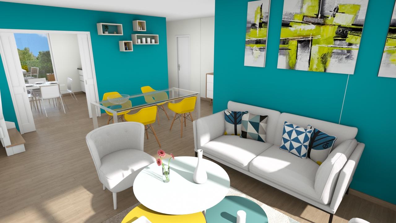Maisons + Terrains du constructeur MAISONS D EN FRANCE BRETAGNE - AGENCE DE RENNES • 118 m² • TALENSAC