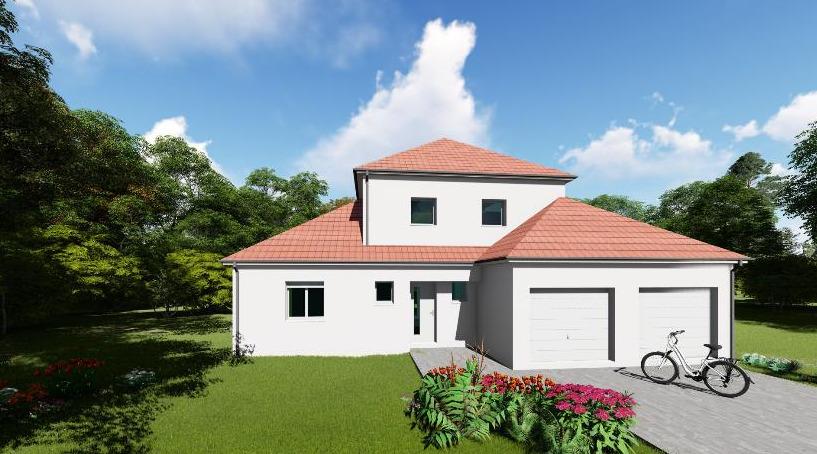 Maisons + Terrains du constructeur MAISONS ARLOGIS REIMS • VAL DES MARAIS